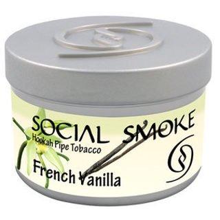 シーシャ(水タバコ)フレーバー ソーシャルスモーク フレンチバニラ